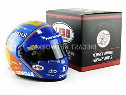 MINI HELMET - 1/2 - CASQUES FERNANDO ALONSO - INDY 500 2019