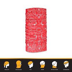12-in-1 Bandana Headband - Versatile Outdoors & Daily Headwe