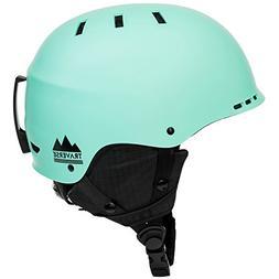Traverse Sports 2-in-1 Convertible Ski & Snowboard/Bike & Sk