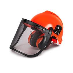 1 helmet ear muffs