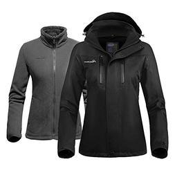 1 ski jacket