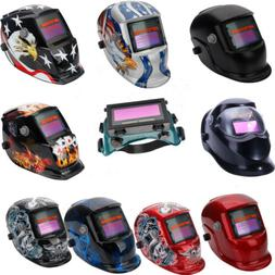 10 Colors Welding Helmet Pro Weld Protective Gear Auto Darke