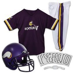 Franklin Sports 1570 Minnesota Vikings NFL Youth Uniform Set