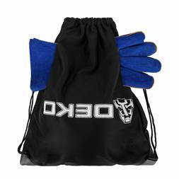 DEKO 2 Side Pockets Protective Welding Helmet Mask Hood Storage Carrying Bag
