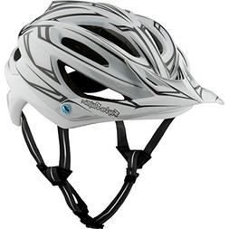2017 Troy Lee Designs A2 XC MTB Bike helmet - White Pinstrip