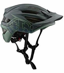 2018 Troy Lee Designs A2 MIPS Decoy Bicycle Helmet-Black/Fli