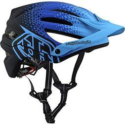 Troy Lee Designs 2018 A2 MIPS Starburst Bicycle Helmet-Ocean
