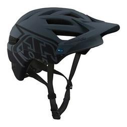 Troy Lee Designs 2018 Bike A1 MIPS Helmet Classic Gray Adult