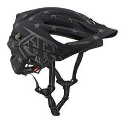 Troy Lee Designs 2018 Bike A2 MIPS Helmet Superstar Black Ad