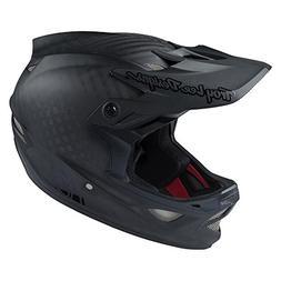Troy Lee Designs 2018 D3 Carbon MIPS Midnight Bicycle Helmet
