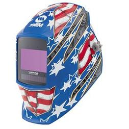 Miller 281002 Digital Elite Stars and Stripes III Welding He