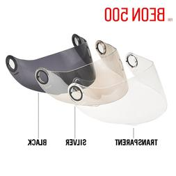 BEON 500 Four Seans Full Face Classic Motorcycle <font><b>Go