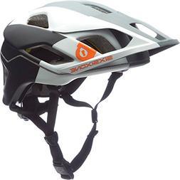 661 SixSixOne Evo Am Tres MTB Bicycle Helmet  - GRAY - Extra
