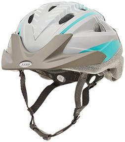 Bell 7063288 Youth Girls Richter Bike Helmet, Silver & Mint