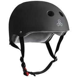 Triple 8 The Certified Sweatsaver Helmet for Skateboarding,
