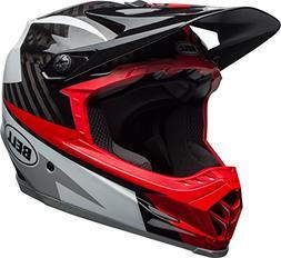 Bell Full-9 Helmet Gloss White/Black/Hibiscus Rio, M