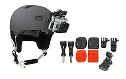 ProGear Helmet Front Mount Bundle With Adhesive Pads For GoP
