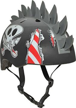 Raskullz Fin Hawk Helmet, Grey, Ages 5+