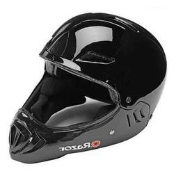 Razor 97878 Child Full Face Helmet, Gloss Black