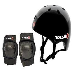 Razor Skater Child Helmet and Pad Set Combo