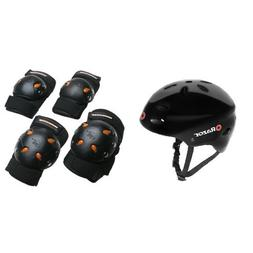 Razor V-17 Youth Multi-Sport Helmet  Bundle