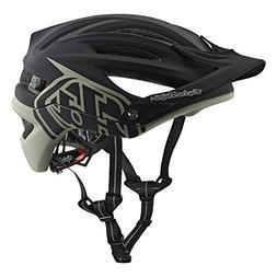 2018 Troy Lee Designs A2 MIPS Decoy Bicycle Helmet-Black/Gra