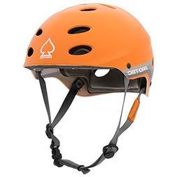 Pro-Tec Ace Water Helmet, Satin Orange Retro, L