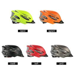 Adjustable Road Mountain Bike Helmet Safty with Glasses &Vis