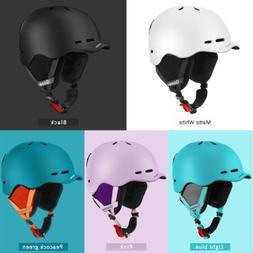 Adult Kid Winter Snow Sports Ski Helmet Skateboard Skiing Sn