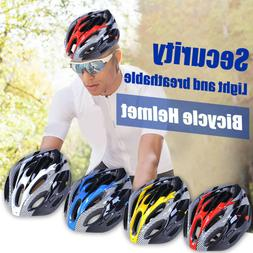 Adult Mountain Bike Bicycle Road & MTB Helmet Cycling Sports