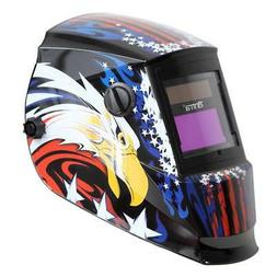Antra AH6-660-6218 Solar Power Auto Darkening Welding Helmet