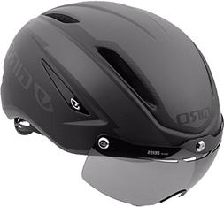 Giro Air Attack Shield Matte Black/Gloss Black Size Medium