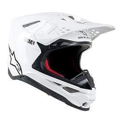 Alpine Stars Supertech S-m10 Solid Helmet Ece MX Helmet Smal