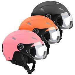 ASTM Certified Snow Sports Helmet Adult Kid Ski Skateboard W