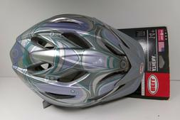 BELL Athena Bicycle Cycling Safety Helmet Silver Gray NWT