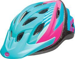 Bell Axel Youth Bike Helmet, Blue Tigris  54-58 cm