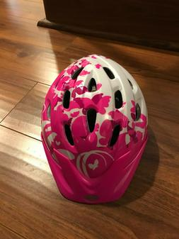 Bell 7073350 Rally Child Helmet, Pink/White Flutter
