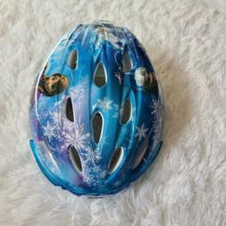bell frozen 3d bike helmet