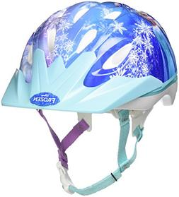 Bell Sports Disney Frozen Bike Helmet, Child, Aqua Blue