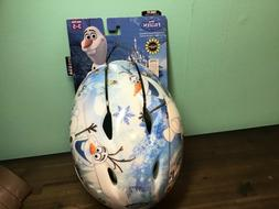 Bell Frozen Olaf Bicycle Helmet Child Age 3-5