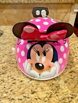 Bell Disney Minnie Mouse 3D Bike Helmet Pink Polka Dots Todd