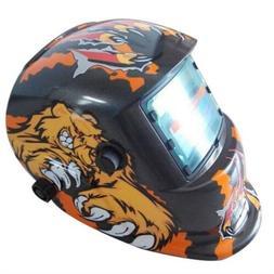 Best Auto Darkening Welding Helmets with Smooth Black & Yell