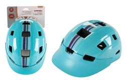 """Huffy Bicycle Helmet Womens Adult - """"Parkside"""" - Blue NEW"""