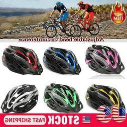 Adult Safety Cycling Helmet Road Bike Skate Cyclocross Prote