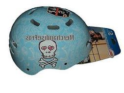 Bell Child Bike Candy Blue Skulls Multi-Sport Helmet