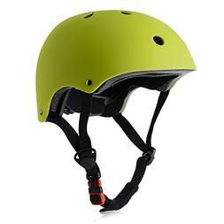 Ouwoer Kids Bike Helmet, CPSC Certified, Adjustable and Mult