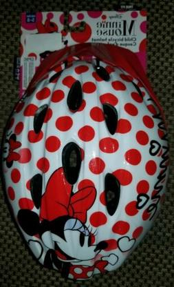 Bike Helmets For Kids Girls Girl Helmet Minnie Dots Child Cy