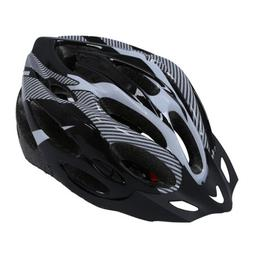Black Bicycle Helmet Mountain Bike Helmet for Men Women Yout