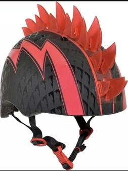 Raskullz Bolt Red Child LED Helmet