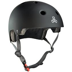 Triple Eight BrainSaver Certified Bike & Skate Helmet *NEW*